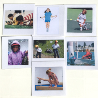 Children in Sport Activities 7 Card Set # 2